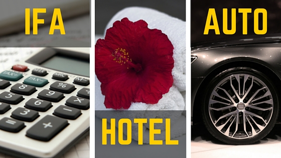 Why IFAs, Hotels & Car Dealers Should Attract Affluent Over 50s