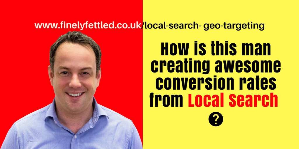 Get Awesome Conversion Rates from Local Search Geo-Targeting