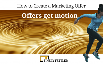 How To Create A Marketing Offer