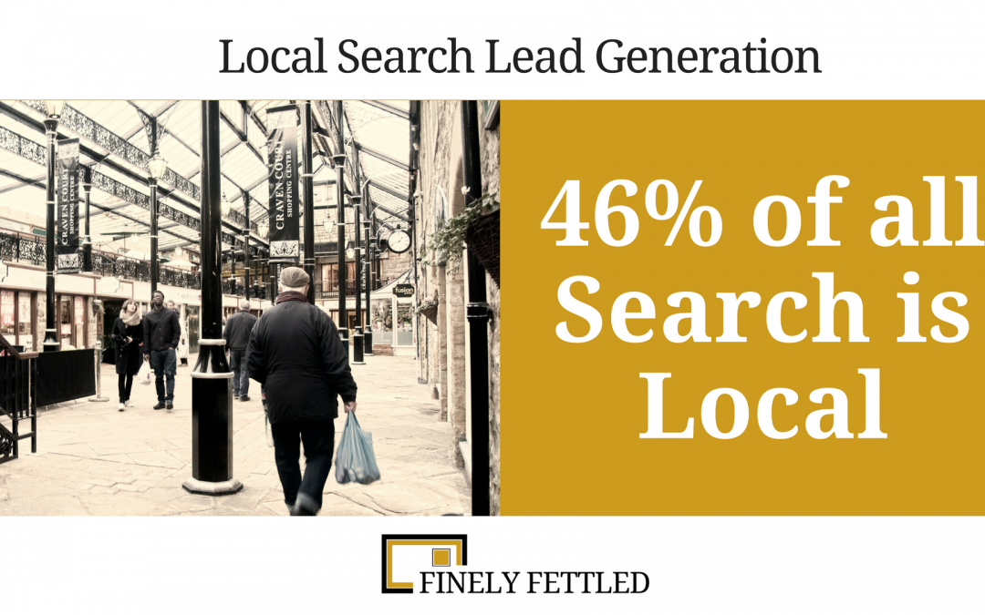 Local Search Lead Generation, Finely Fettled, Graham Arrowsmith, The Next 100 Days Podcast, Mark Taylor